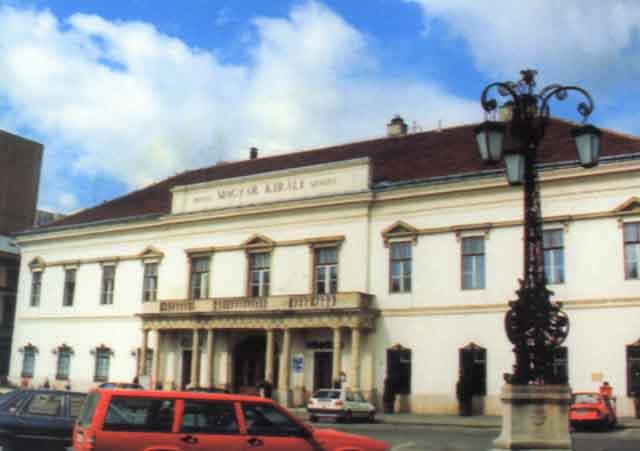 Magyar Király Szálló Székesfehérvár