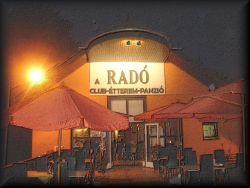 A Radó Panzió  Étterem és Club Győr