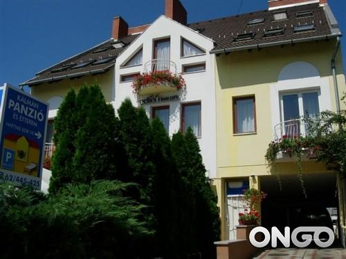 Kálmán Panzió Szeged