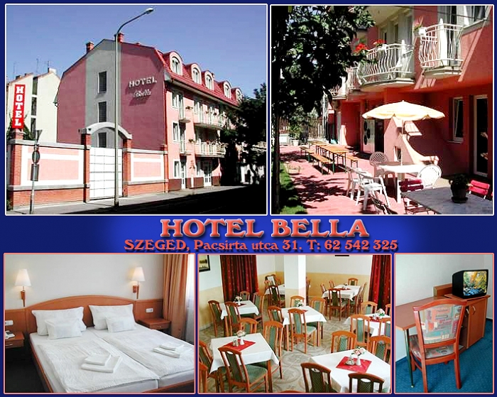 Bella Hotel Szeged