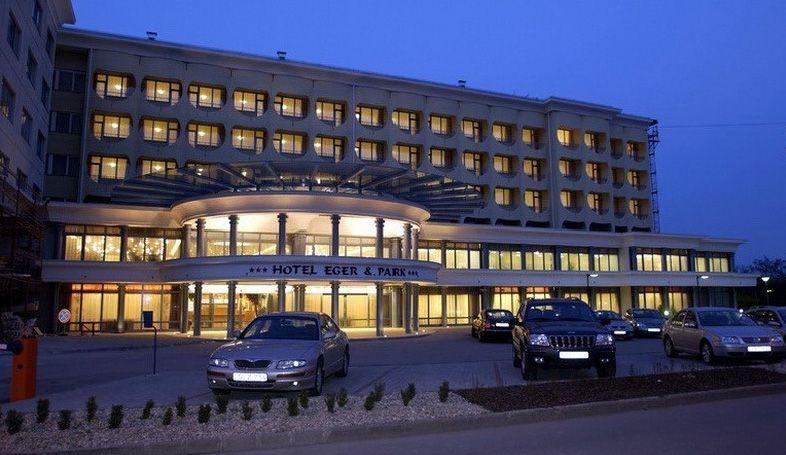 Hotel Eger & Park Konferencia és Wellness Szálloda