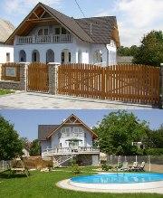 Villa-Balaton Vendégház Balatongyörök