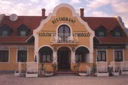 Szőlőskert Fogadó Étterem Balatongyörök