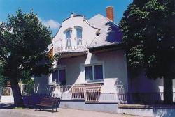 Móricz Gyöngyi Háza Balatongyörök