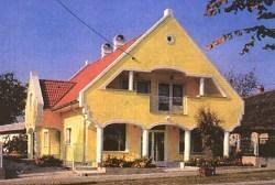 Telekesi István Háza Balatongyörök