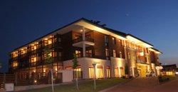 Best Western Hotel Aquarell Cegl�d