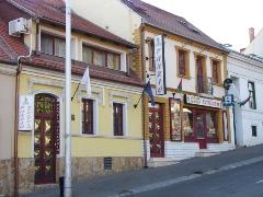 Szinbád Panzió és Étterem Pécs