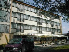 Touring Hotel Agárd