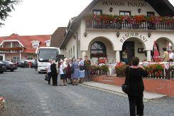 Hotel Pannon Étterem Panzió Pannonhalma