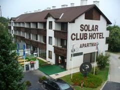 Solar Club Hotel Sopron
