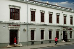 City Cafe Hotel Szombathely