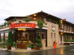Sunset Motel Szombathely