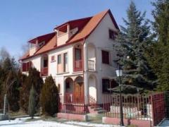 Ágnes Pihenőház Szilvásvárad