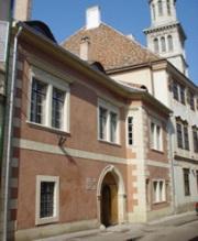 Óvárosi Apartmanház Tudósok Háza Sopron