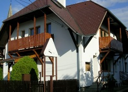 Harka Apartmanház Sopron