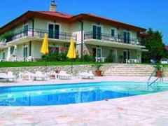 Villa Plattensee Panzió Vonyarcvashegy