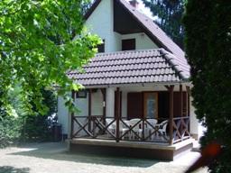 Éva Nyaralóház Dombóvár-Gunaras